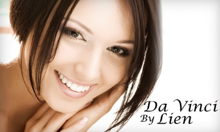 Da Vinci by Lien - Montavilla: $99 for In-Office Laser Teeth Whitening and 20 Minutes of Scented Oxygen with Scalp & Back Massage at Da Vinci by Lien ($219 Value)
