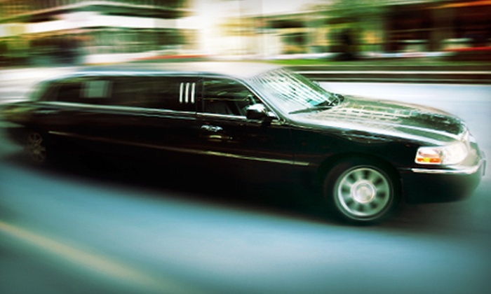ASAP Limousine Service LP - ASAP Limousine Service: Four-Hour BYOB Ride in Stretch Limo or Stretch Escalade from ASAP Limousine Service LP (Up to Half Off)