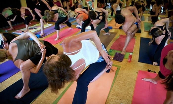 Inner Fire Yoga - Madison: $59 for One Month of Unlimited Yoga Classes at Inner Fire Yoga ($145 Value)