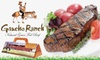 Gaucho Ranch - Little Haiti: $15 for $30 Worth of South American Meats and More at Gaucho Ranch