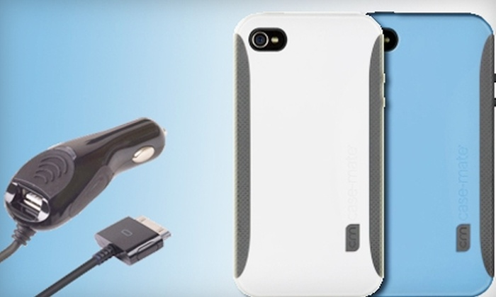 AT&T Authorized Retailer - Multiple Locations: $15 for $30 Worth of Cell-Phone Accessories, Chargers, and Cases at AT&T Authorized Retailer