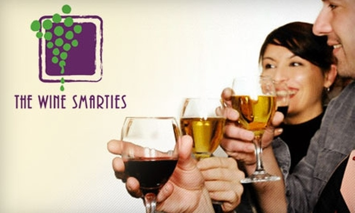 The Wine Smarties - Otay Mesa: $99 for Chocolate-Making and Wine-Pairing Class for Two at The Wine Smarties ($200 Value)