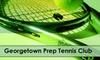 Georgetown Prep Tennis Club - North Bethesda: $14 for One Cardio Tennis Class at Georgetown Prep Tennis Club ($25 Value)