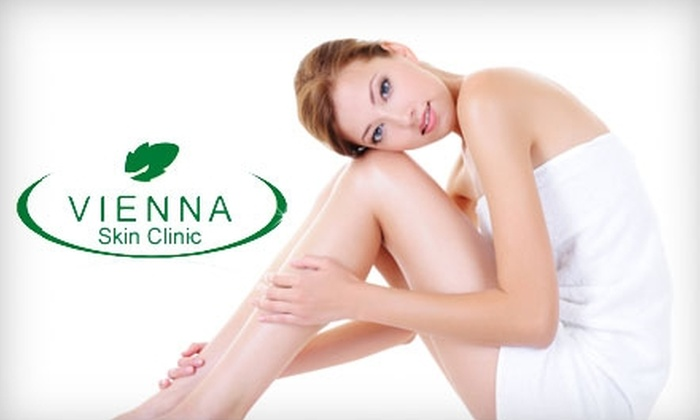 Vienna Skin Clinic - Downtown San Jose: $99 for a One Laser Vein Treatment at Vienna Skin Clinic ($250 Value)