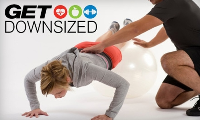 Defined Personal Training - Novi: $45 for Four Group Training Sessions ($140 Value) or $90 for Four Individual Training Sessions ($280 Value) from Defined Personal Training