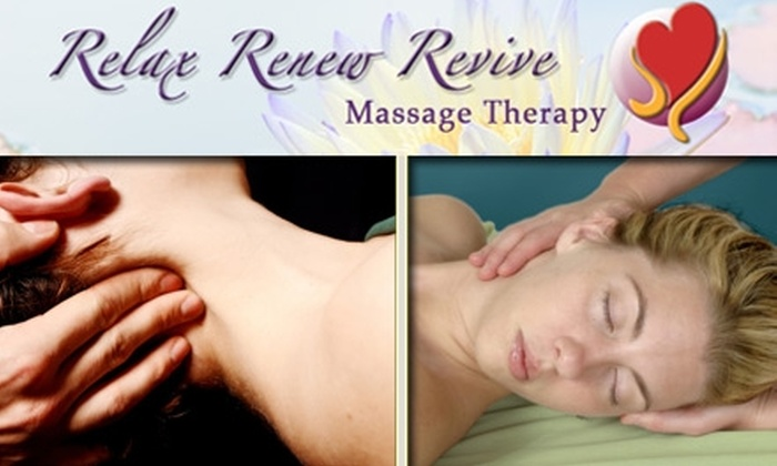 Relax Renew Revive Massage Therapy - East Louisville: $35 for a Custom, Hour-Long Massage at Relax Renew Revive Massage Therapy ($70 Value)