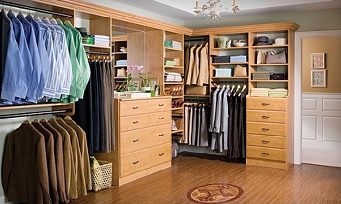 Awesome Chicagoland Custom Closets   Loop: $199 For $500 Worth Of Custom Closet  Services From