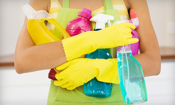 Best House Cleaning Solutions - San Antonio: One or Two Two-Hour Housecleaning Sessions with Two Maids from Best House Cleaning Solutions (Up to 65% Off)