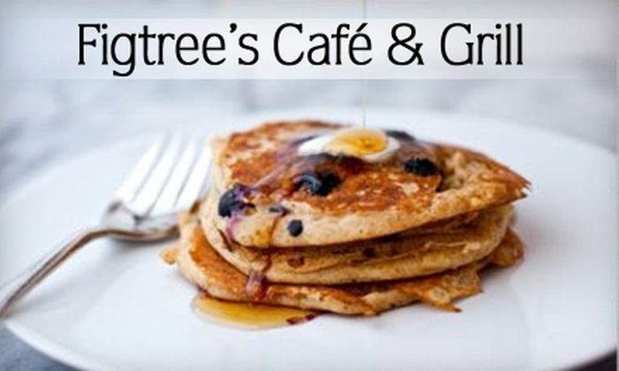 Figtree's Café & Grill - Venice: $20 for $40 Worth of Upscale Beach Bites and Drinks at Figtree's Café & Grill