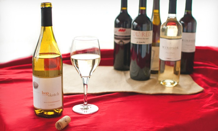 Red, White, or Mixed Wine Package: Six-Bottle Red, White, or Mixed Wine Package from Windsor Vineyards (Up to 73% Off)