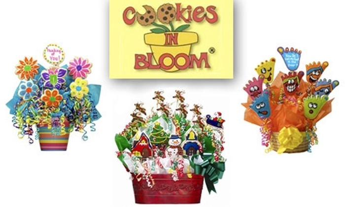 Cookies In Bloom - Atlanta: $30 for $60 Worth of Delicious Gourmet Cookies from Cookies in Bloom