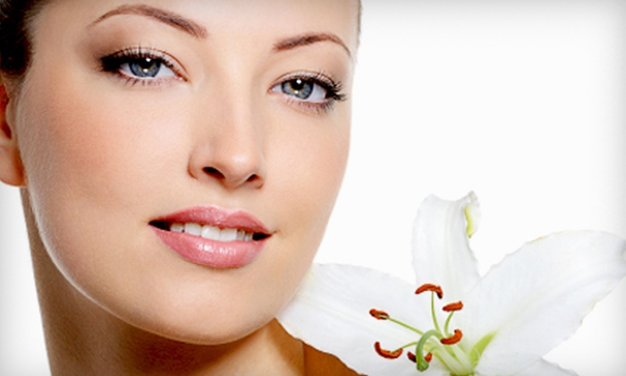 Peel Palace - Houston: Pumpkin Peel, Pumpkin Peel and Microdermabrasion, or Two Peels and Microdermabrasions at Peel Palace (Up to 53% Off)