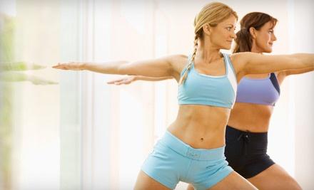10 Hot-Yoga Classes - Floo-id Yoga in Phoenix