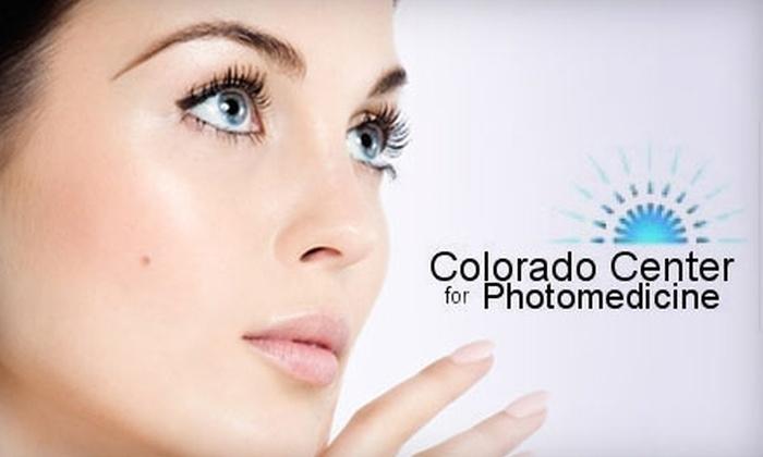 Colorado Center for Photomedicine - Sedalia: Skin Rejuvenating Treatments at Colorado Center for Photomedicine (Up to $400 Value). Choose from Three Options.