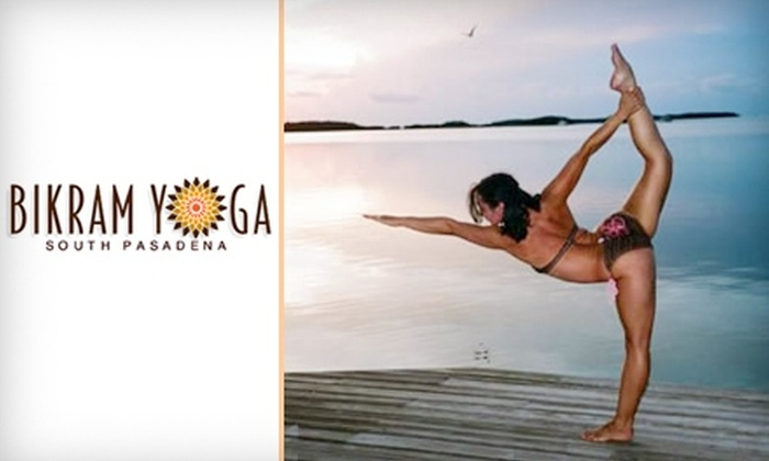 Bikram Yoga South Pasadena - South Pasadena: $45 for 10 Classes at Bikram Yoga South Pasadena