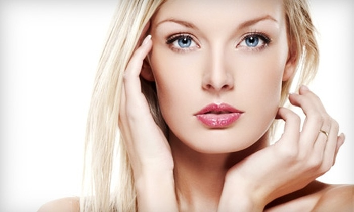 The Centre for Plastic Surgery - Belknap Lookout: Micro-Peel or Micro-Peel Plus at The Centre For Plastic Surgery