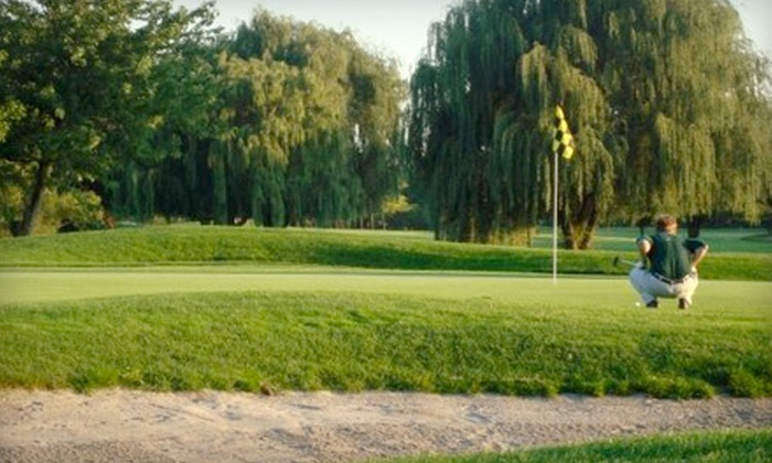Juday Creek Golf Course - Granger: $49 for a Golf-Instruction Program with Four Lessons at Juday Creek Golf Course in Granger ($99 Value)