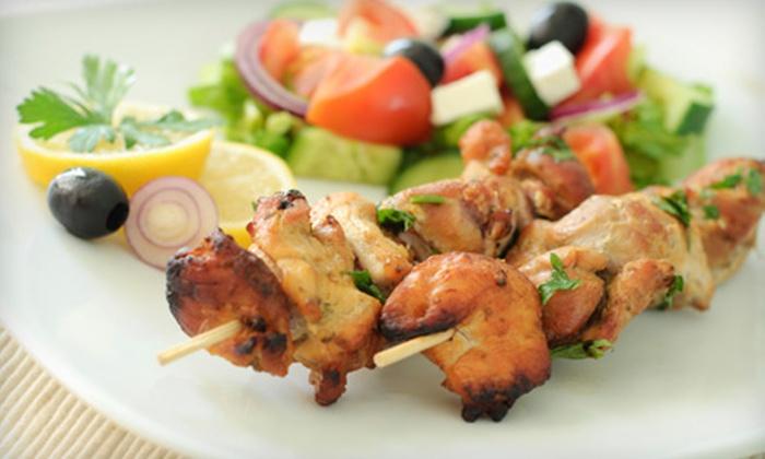 Zara Mediterranean Restaurant - Evergreen Park: $10 for $20 Worth of Turkish Cuisine at Zara Mediterranean Restaurant in Palo Alto