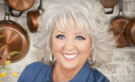 Paula Deen on the Metropolitan Cooking & Entertaining Show at the Reliant Center on Sat., Sept. 17 at 11AM - Metropolitan Cooking & Entertaining Show in Houston