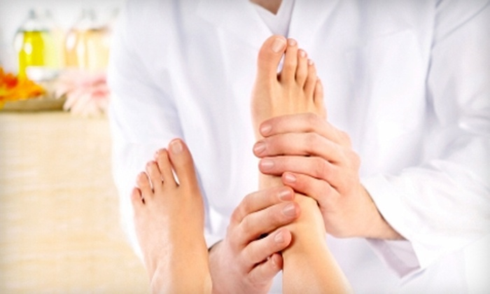 Healthy Balance Reflexology - Rockford: $45 for a 90-Minute Reflexology Massage and Foot Soak at Healthy Balance Reflexology ($90 Value)