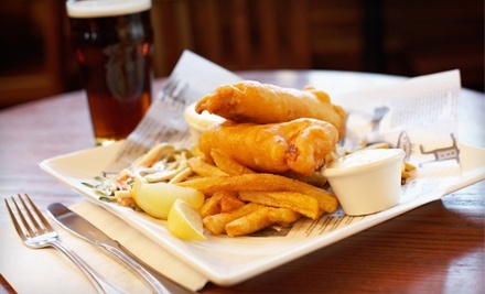 $20 Groupon to Porters Lake Pub & Grill - Porters Lake Pub & Grill in Porters Lake