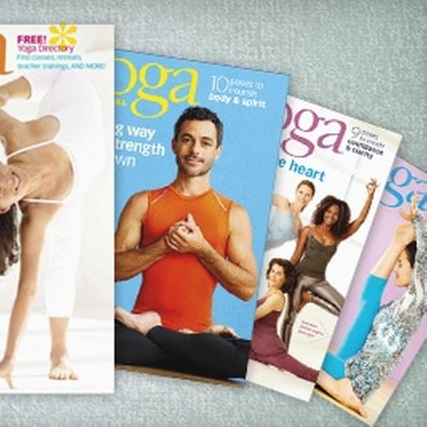 Yoga Journal Magazine In San Francisco Groupon