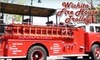 Jet Bar-B-Q - Wichita: $60 for a One-Hour Fire-Truck Trolley Tour Plus 20% Off Additional Hours ($150 Value)