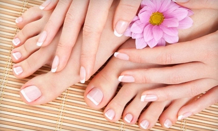 ReNove Med Spa - Rehoboth Beach: $30 for a Manicure and Pedicure at ReNove Med Spa in Rehoboth Beach ($65 Value)