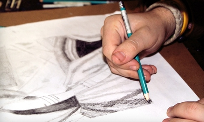 Pastimes for a Lifetime - Van Nuys: Drawing Classes at Pastimes for a Lifetime. Two Options Available.