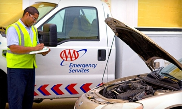 AAA South Jersey - Multiple Locations: $30 for a One-Year Basic Primary AAA Membership ($61 Value)