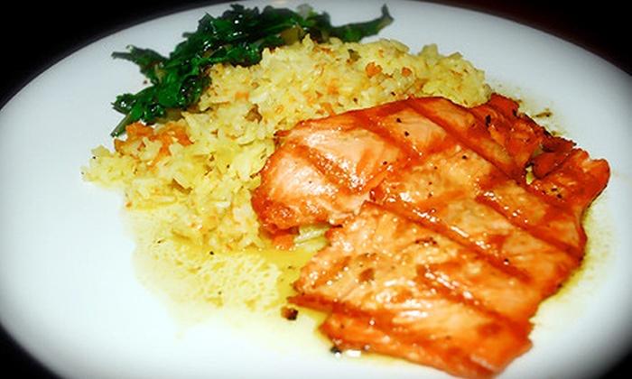 Novato Café - Marinwood,Ignacio: $15 for $30 Worth of California Cuisine for Dinner at Novato Café