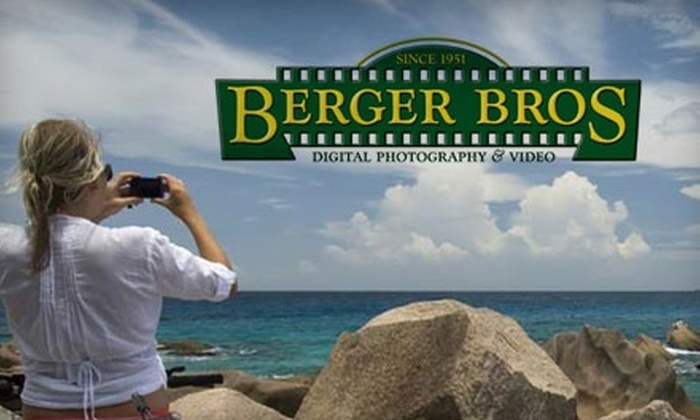 Berger Bros Camera - Multiple Locations: $25 for One Digital-Photography Class at Berger Bros Camera (Up to $50 Value)