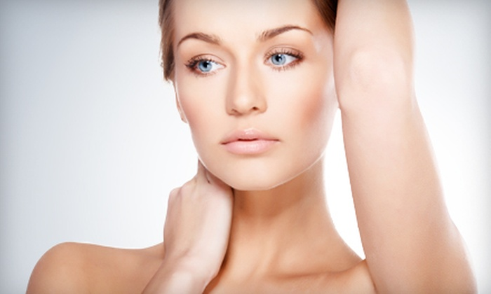 Harmony Wellness Center and Spa - Newark: $97 for a Cleansing Facial and Detox Body Wrap at Harmony Wellness Center and Spa ($210 Value)