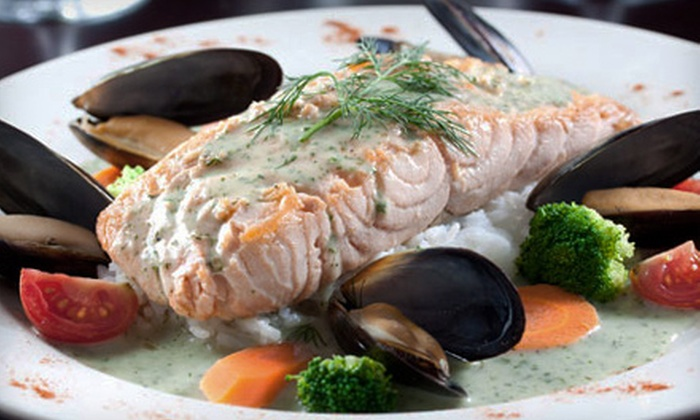 Oh la la! Bistro & Wine Bar - West Torrance,Clifton: $20 for $40 Worth of French Cuisine and Drinks at Oh la la! Bistro & Wine Bar in Redondo Beach
