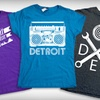 Up to 52% Off Detroit-Inspired T-Shirts