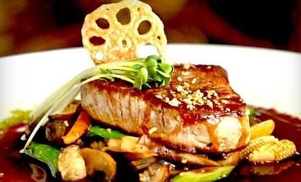 $35 Groupon to Sakura Garden Japanese Steakhouse - Sakura Garden Japanese Steak House in Glastonbury