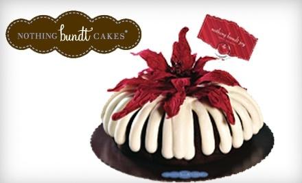 $20 Groupon to Nothing Bundt Cakes - Nothing Bundt Cakes in Temecula