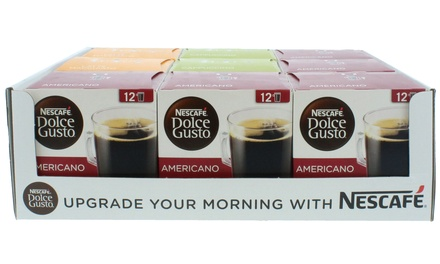 Pack of 78 Nescafe Dolce Gusto Mixed Pods