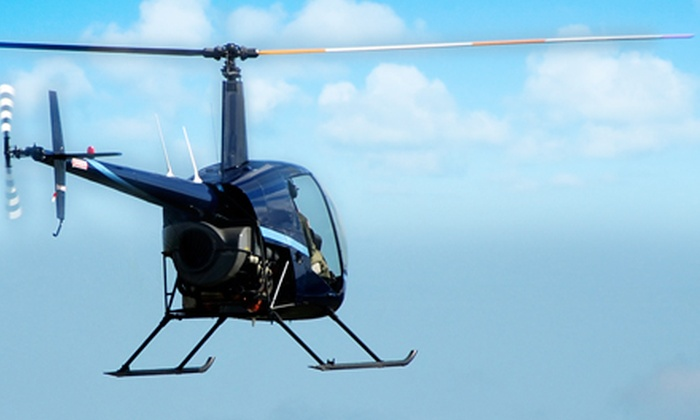Higher Ground Helicopters - Middletown: Helicopter Tour or Flying Lesson from Higher Ground Helicopters in Middletown