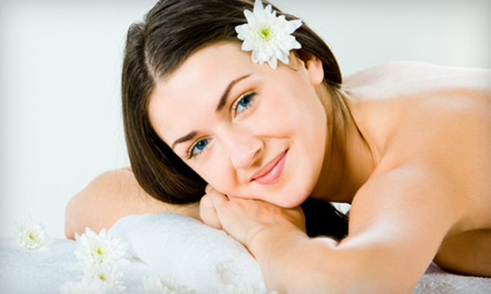 Sanctuary Spa - Marina Pacifica: $59 for Spa Package at Sanctuary Spa in Long Beach ($175 Value)