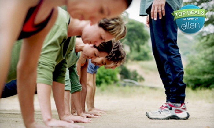 Lake County Boot Camps - Chicago: $40 for Four Weeks of Boot-Camp Classes at Lake County Boot Camps ($227 Value)