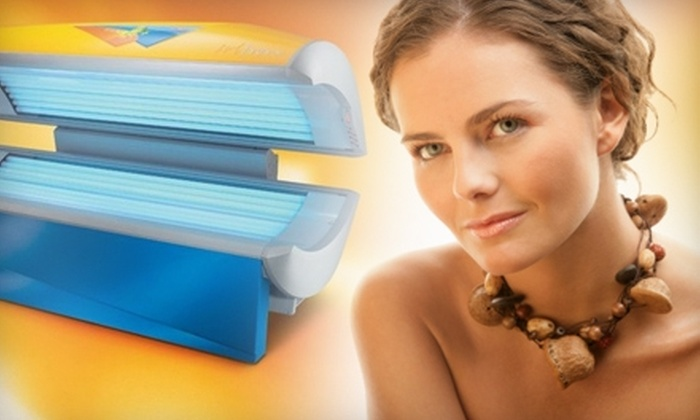 Sunrise Tanning - Bethlehem: $25 for $100 Worth of Tanning Services at Sunrise Tanning in Delmar