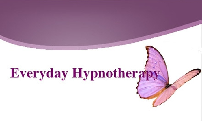 Everyday Hypnotherapy - Ross: $45 for a Hypnotherapy Session at Everyday Hypnotherapy