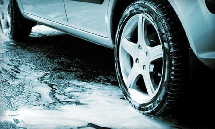 Constan Car Wash - University Hills: One or Three Exterior Car Washes with Polish Wax and Hand Dry at Constan Car Wash (Up to 57% Off)