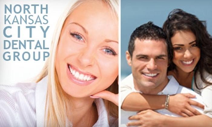 North Kansas City Dental Group - North Kansas City: $139 for a Zoom! Teeth-Whitening Treatment at North Kansas City Dental Group ($495 Value)