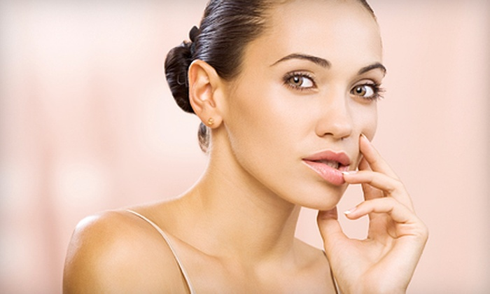 Lokka Med Spa - Downtown: $99 for an Intense-Pulsed-Light Treatment for Face or Neck at Lokka Med Spa (Up to $400 Value)