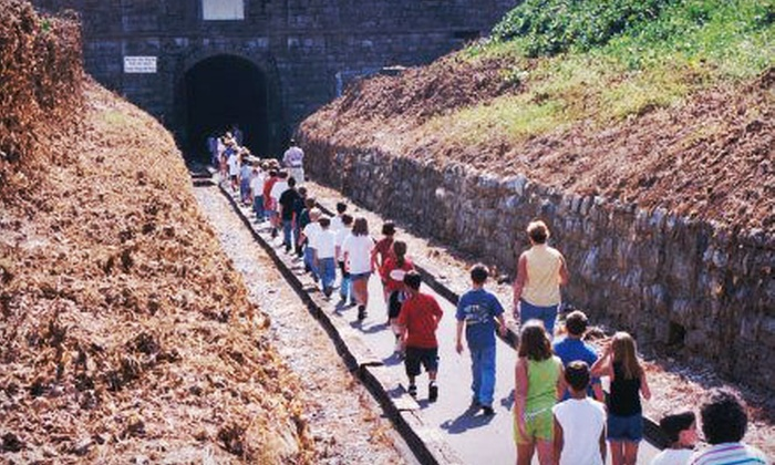 Western & Atlantic Railroad Tunnel - West Whitfield: Western & Atlantic Railroad Tunnel Outings in Tunnel Hill (Up to 60% Off). Three Options Available.