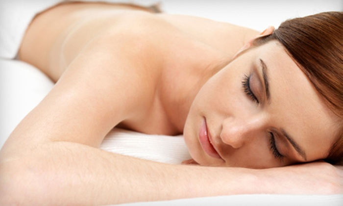 Facelogic Spa - Fredericksburg: Custom Massage or Skin-Renewal Facial at Facelogic Spa in Fredericksburg