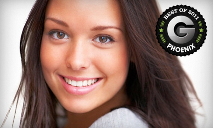 Ginger Price, DDS - Phoenix: $2,599 for a Complete Invisalign Orthodontic Treatment from Ginger Price, DDS (Up to $5,435 Value)