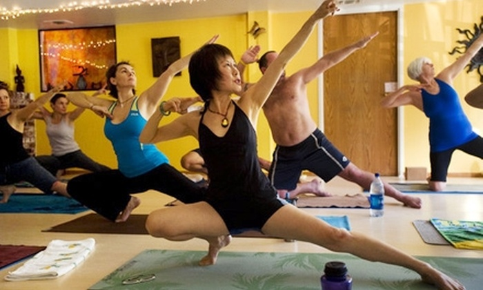 Hot Yoga at Sunrise - Sacramento: $35 for a 10-Class Card at Hot Yoga at Sunrise in Fair Oaks ($110 Value)